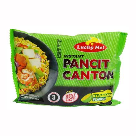 圖片 Lucky Me Pancit Canton Kalamansi Flavor 80g