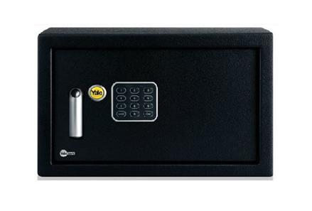 圖片 Yale Home Electronic Safe Box (Medium) - YSV/250/DB1