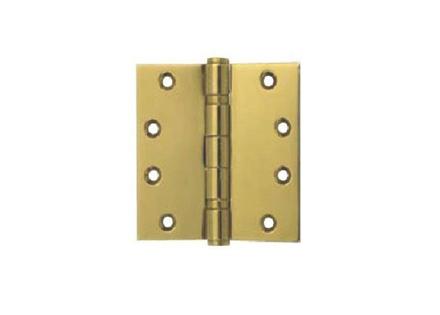 圖片 Yale 2 Ball Bearing Button Tipped Door Hinge 2BB 4x4X2 MM PVDB'