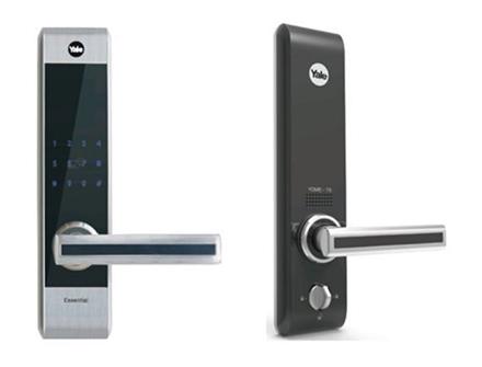 圖片 Yale Door Lock Digital Mortise Essential Series Right Hand