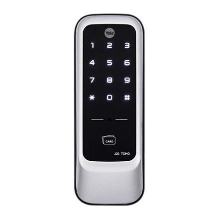 圖片 Digital Door Locks RFID Rim Lock J20