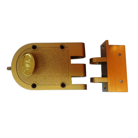 圖片 Rim Locks, Single Cylinder Deadlock V198