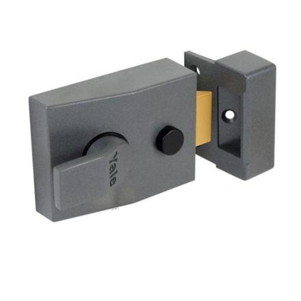 圖片 Rim Lock, Deadlocking Night Latch V89