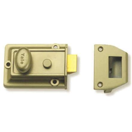 圖片 Rim Locks, Traditional Night Latch Cylinder P77