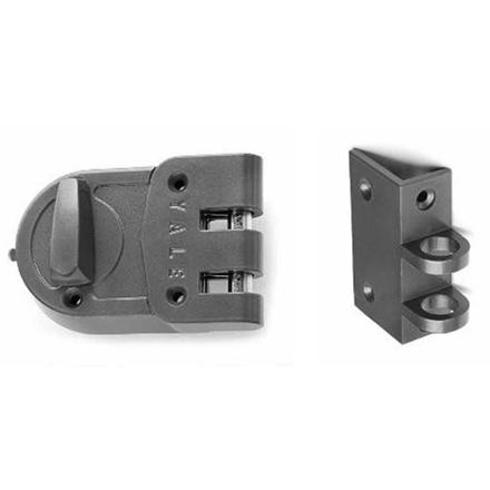 圖片 Rim Locks, Automatic Deadbolt V297