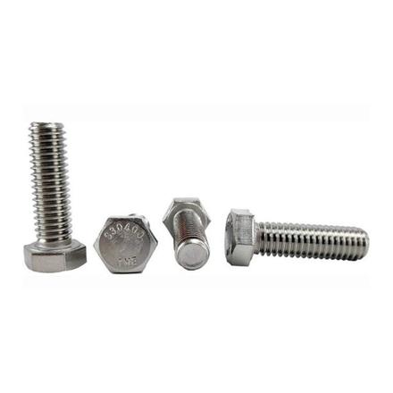 圖片 304 Stainless Steel Hex Head Screw Bolts, Metric Size From M4 to M36,304STCS-M