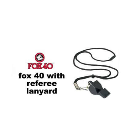 圖片 The Classic Fox 40 with Referee Lanyard, U04CF40