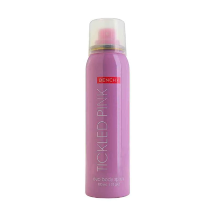 Picture of Bench Deo Body Spray Tickeled Pink 100mL, HER01B