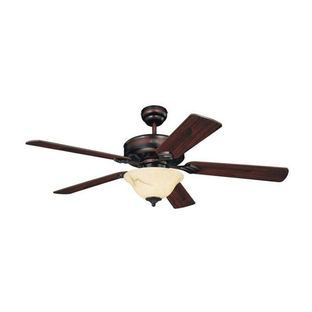 """Picture of Westinghouse Bethany 52"""" Rustic Bronze Ceiling Fan, WH5BE52RBB"""