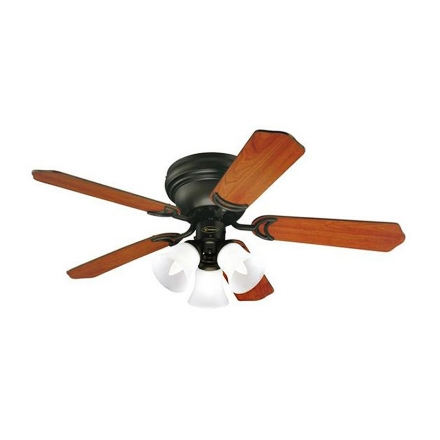 """Picture of Westinghouse Contempra Trio 42"""" Oil Rubbed Bronze Ceiling Fan, WH5NH42ORF"""