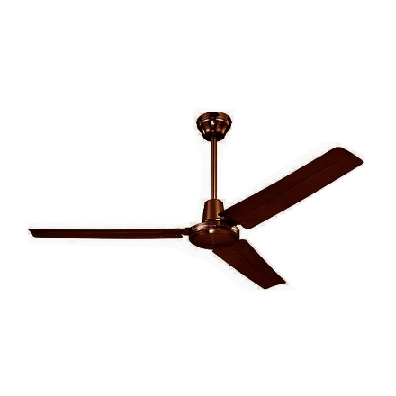 """Picture of Westinghouse Industrial Ceiling Fan 56"""" Rustic Bronze, WHI56RBW"""