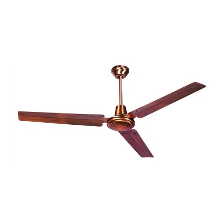 """Picture of Westinghouse Industrial Ceiling Fan 56"""" Antique Copper, WHI56ACW"""