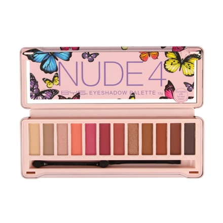 Picture of BYS Nude 4 12pcs Eyeshadow Palette, CO/ESONU4