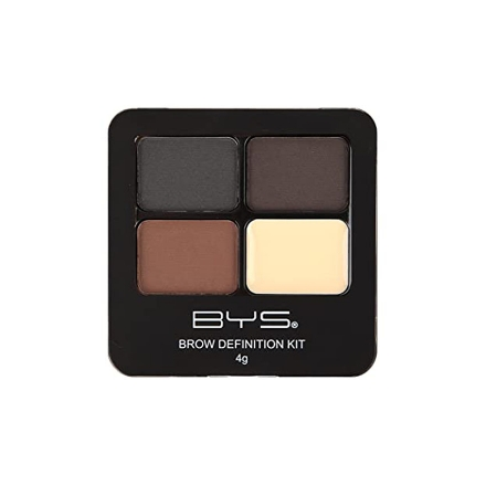 Picture of BYS Brow Definition Kit (Pow Brows, Wow Brows), CO/EBG4BL