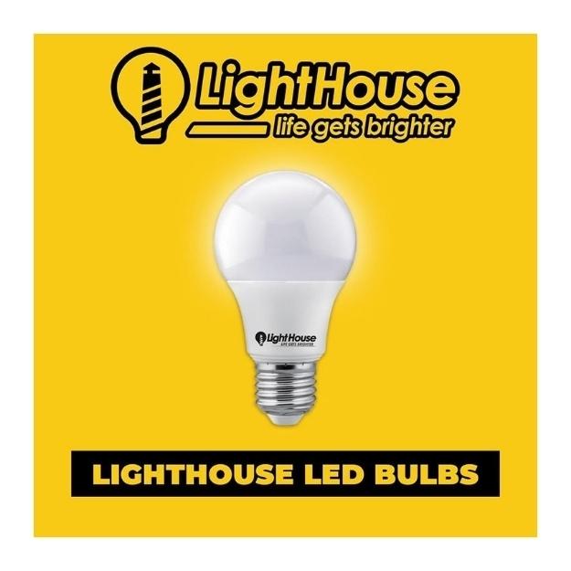 Picture of Lighthouse LED Bulb Warm 6W 110-265V 400 Lumens, LHP-45E27-6W-WW