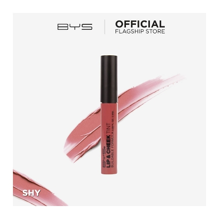Picture of BYS Lip and Cheek Tint (Shy and Sultry), CO/LTDLBL