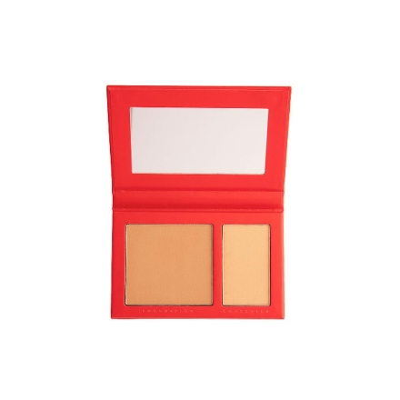 Picture of BYS Reigne Duo Powder (Medium Beige, Natural Beige, Natural Tan, Warm Beige, Ivory), CO/RGEDMB