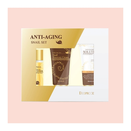 Picture of Deoproce Anti-aging Snail Set, 70054120
