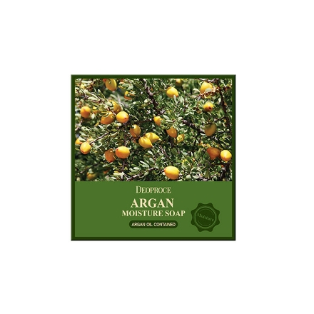 Picture of Deoproce Argan Moisture Soap, 38079765