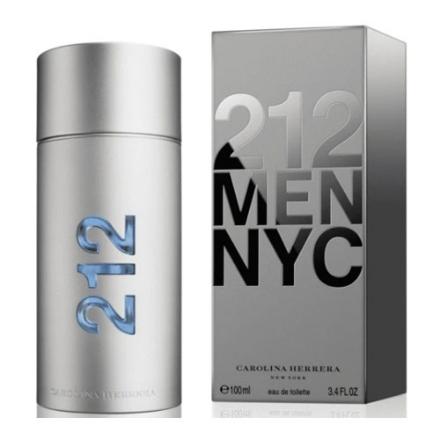 Picture of 212 Men Authentic Perfume 100 ml, 212MEN