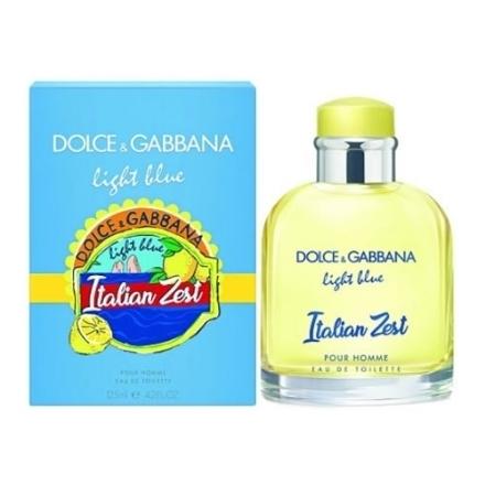 Picture of D&G Italian Zest Men Authentic Perfume 100 ml, DGITALIAN
