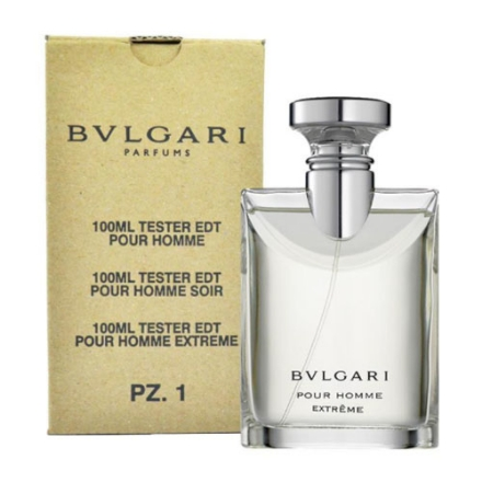 Picture of Bvlgari Extreme Pour Homme Tester 100 ml, BVLGARIEXTREMETESTER
