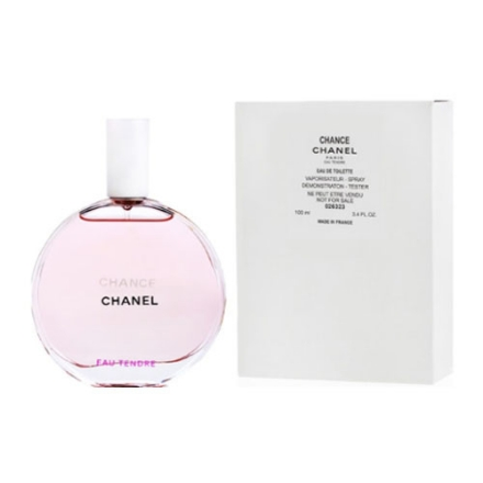 Picture of Chanel Chance Pink Women Tester 100 ml, CHANELCHANCETESTER
