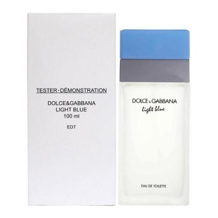 Picture of D&G Light Blue Women Tester 100 ml, DGBLUEWOMENTESTER