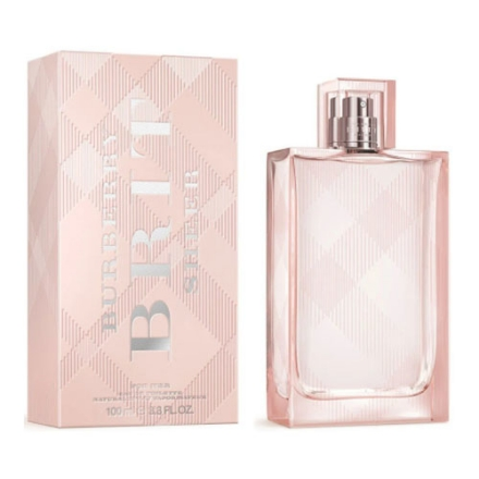 Picture of Burberry Brit Sheer Women Authentic Perfume 100 ml, BURBERRYBRIT
