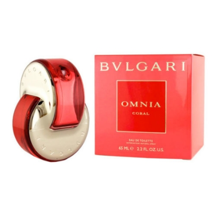 Picture of Bvlgari Omnia Coral Women Authentic Perfume 65 ml, BVLGARICORAL
