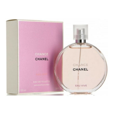 Picture of Chanel Chance Vive Women Authentic Perfume 100 ml, CHANELVIVE