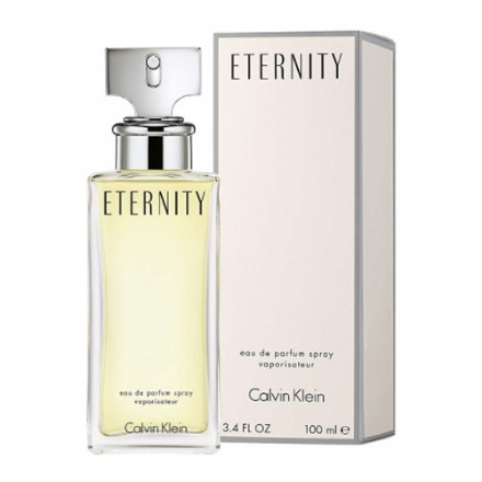 Picture of Calvin Klein Eternity Women Authentic Perfume 100 ml, CALVINKLEINETERNITY