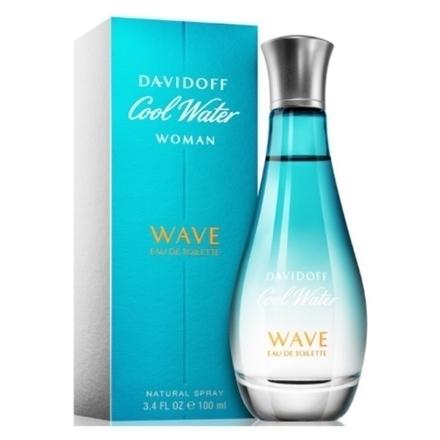 Picture of Davidoff Cool Water Wave Women Authentic Perfume 100 ml, DAVIDOFFWAVE