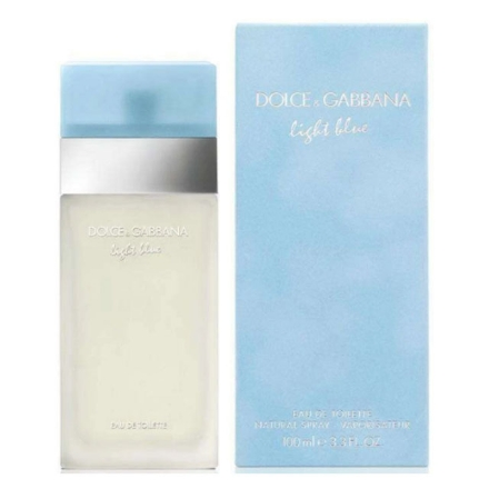 Picture of D&G Light Blue Women Authentic Perfume 100 ml, DGLIGHTBLUEWOMEN