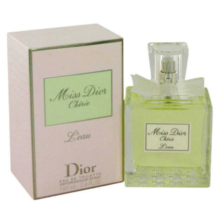 Picture of Dior Miss Cherie Green Women Authentic Perfume 100 ml, DIORCHERIEGREEN