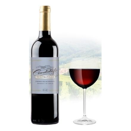 Picture of Cosecheros y Criadores Candidato Tempranillo Spanish Red Wine 750 ml, COSECHEROS