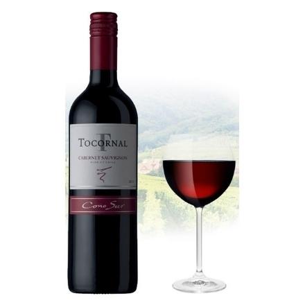 Picture of Cono Sur Tocornal Cabernet Sauvignon Chilean Red Wine 750 ml, CONOSURCABERNET