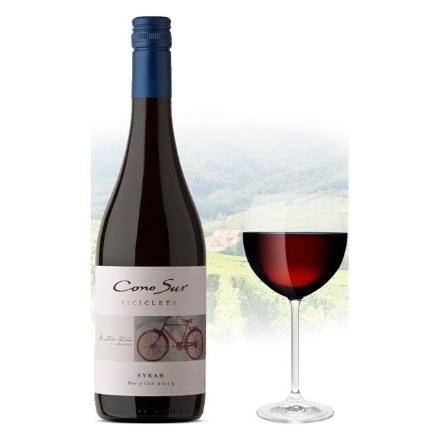 Picture of Cono Sur Bicicleta Syrah Chilean Red Wine 750 ml, CONOSURSYRAH
