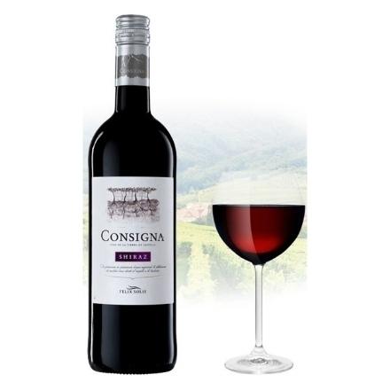 Picture of Consigna Shiraz Spanish Red Wine 750ml, CONSIGNASHIRAZ