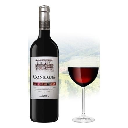 Picture of Consigna Cabernet Sauvignon Spanish Red Wine 750 ml, CONSIGNACABERNET