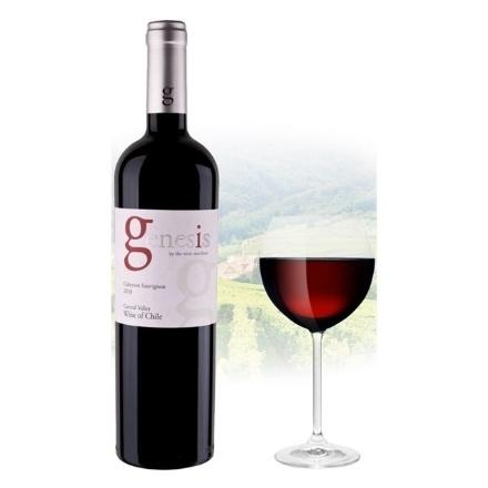 Picture of Genesis Cabernet Sauvignon Chilean Red Wine 750ml, GENESISCABERNET
