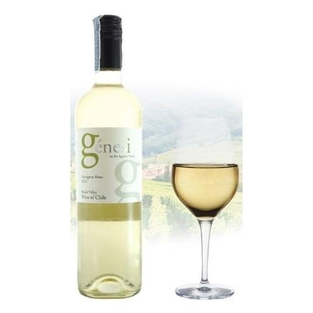 Picture of Genesis Sauvignon Blanc Chilean White Wine 750 ml, GENESISBLANC
