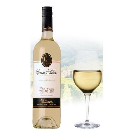 Picture of Casa Silva Sauvignon Blanc Chilean White Wine 750 ml, CASASILVABLANC