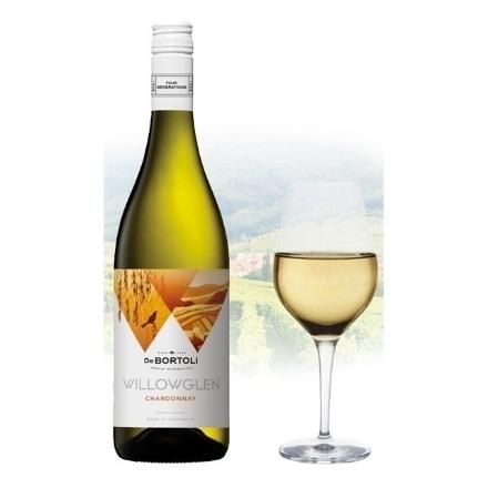 Picture of De Bortoli WillowGlen Chardonnay Australian White Wine 750 ml, DEBORTOLICHARDONNAY