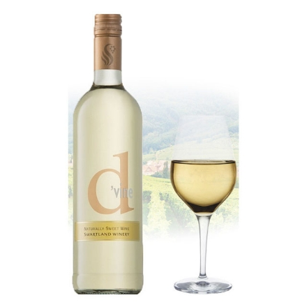 Picture of D'vine Naturally Sweet South African White Wine 750 ml, D'VINESWEET