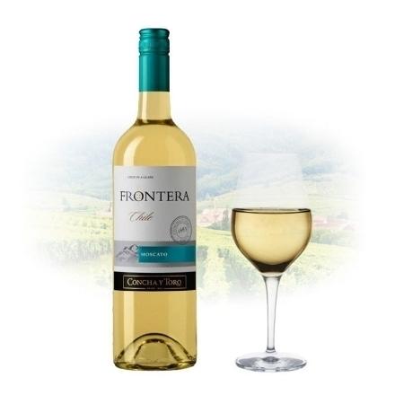 Picture of Frontera Moscato Chilean White Wine 750 ml, FRONTERAMOSCATO