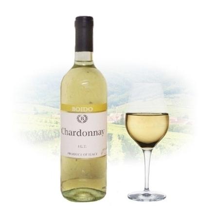 Picture of Boido Chardonnay IGT Italian White Wine 750 ml, BOIDOCHARDONNAY