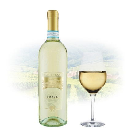 Picture of Corte Viola Soave Italian White Wine 750 ml, CORTEVIOLASOAVE