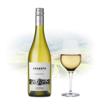 图片 Argento Chardonnay Argentinian White Wine 750 ml, ARGENTOCHARDONNAY
