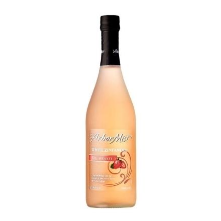 图片 Arbor Mist Strawberry White Zinfandel Wine 750 ml, ARBORMISTSTRAWBERRY